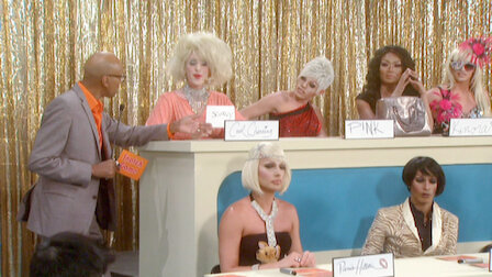 Watch The Snatch Game. Episode 4 of Season 2.