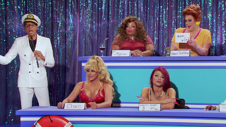 Watch Snatch Game At Sea. Episode 8 of Season 11.