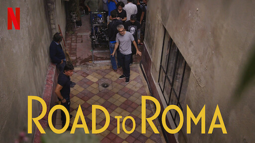 ROAD TO ROMA